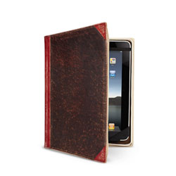 Twelve South BookBook For iPad and iPad 2 - Red