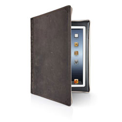 Twelve South BookBook Volume 2 Leather Case For iPad 3 & iPad 2 - Brown