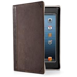 Twelve South BookBook Leather Case For iPad Mini - Vintage Brown