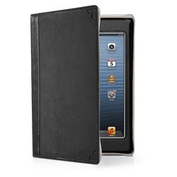 Twelve South BookBook Leather Case For iPad Mini - Classic Black