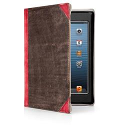 Twelve South BookBook Leather Case For iPad Mini - Vibrant Red