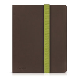Mophie WorkBook Case & Stand For iPad 2 - Brown