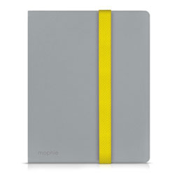 Mophie WorkBook Case & Stand For iPad 2 - Grey