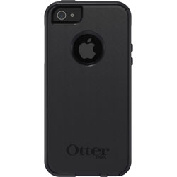 OtterBox Commuter Series Tough Case For iPhone 5 - Black