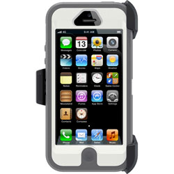 OtterBox Defender Series Case For iPhone 5 - Glacier