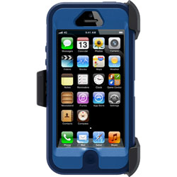 OtterBox Defender Series Case For iPhone 5 - NightSky Blue