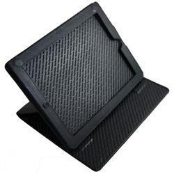 Piel Frama Cinema Leather Case & Stand For iPad 2 - Black