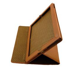 Piel Frama Cinema Leather Case & Stand For iPad 2 - Tan