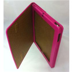 Piel Frama Cinema Leather Case & Stand For iPad 2 - Pink