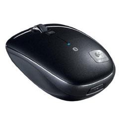 Logitech M555b Bluetooth Mouse - Black