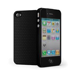 Cygnett Tactile Case for iPhone 4 - Black