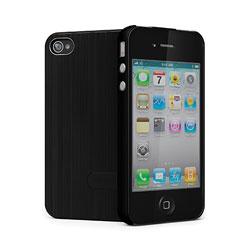 Cygnett UrbanShield Case for iPhone 4 - Black