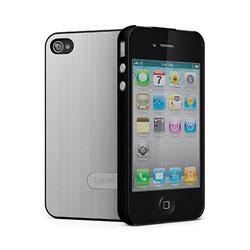 Cygnett UrbanShield Case For iPhone 4 - Silver