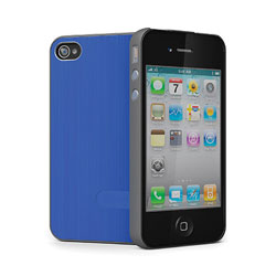 Cygnett UrbanShield Case for iPhone 4 - Blue
