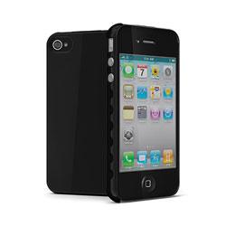 Cygnett Aerogrip Case for iPhone 4 - Black