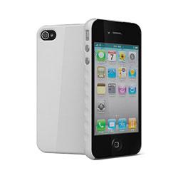 Cygnett Aerogrip Case for iPhone 4 - White
