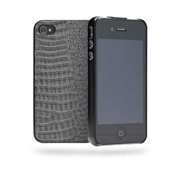 Cygnett Skin Textured Slim Case For iPhone 4/4S - Grey