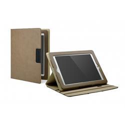 Cygnett Lavish Earth Folio Case & Stand For iPad 3 - Sandstone