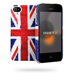 Cygnett Great Britain Union Jack Case For iPhone 4/4S