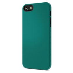 Cygnett AeroGrip Soft Feel Case For iPhone 5 - Dark Green