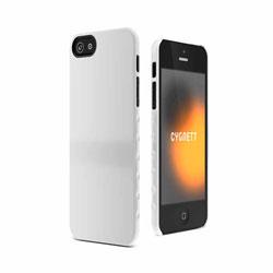 Cygnett AeroGrip Soft Feel Case For iPhone 5 - White