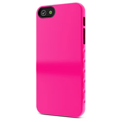 Cygnett AeroGrip Soft Feel Case For iPhone 5 - Pink