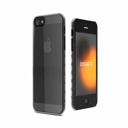 Cygnett AeroGrip Crystal PC Case For iPhone 5 - Clear