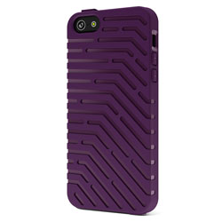 Cygnett Vector TPU Case For iPhone 5 - Imperial Purple