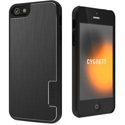 Cygnett UrbanShield Hard Case For iPhone 5 - Black