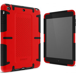 Cygnett Workmate Tough Rugged Case For iPad Mini - Red