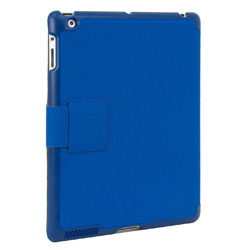 STM Skinny 3 Case & Stand For iPad 3 - Royal Blue