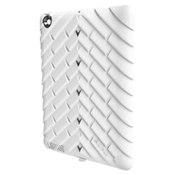 Gumdrop Cases Tech Series Tough Case For iPad 2 - White/Black