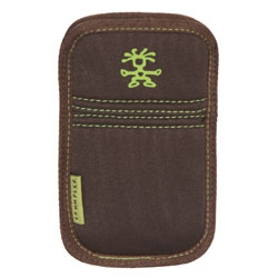 Crumpler Giordano Special 80 Case For iPhone 3GS/4/4S - Chocolate