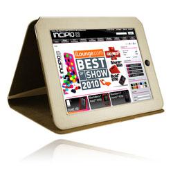 Incipio Kickstand for iPad - Khaki