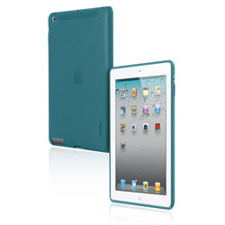Incipio NGP Case for iPad 2 - Translucent Turqiouse