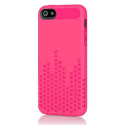 Incipio Frequency Soft Shell Case For iPhone 5 - Cherry Blossom Pink