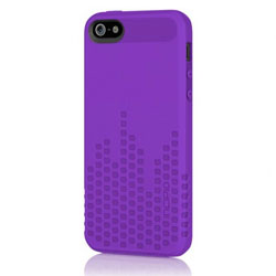 Incipio Frequency Soft Shell Case For iPhone 5 - Royal Purple