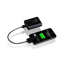 Just Mobile Gum Pro Back-Up Battery For iPhone