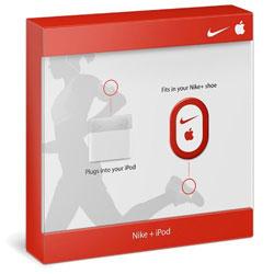 Nike + iPod Sports Kit  - Sensor & Receiver