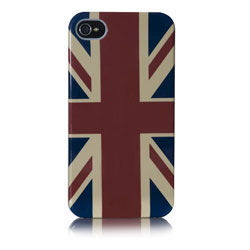 Venom Armour Shell Case for iPhone 4 - Union Jack