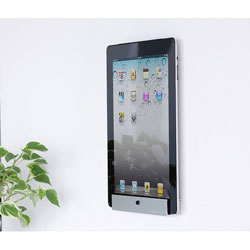 Just Mobile Horizon Wall Mount For iPad & iPad 2
