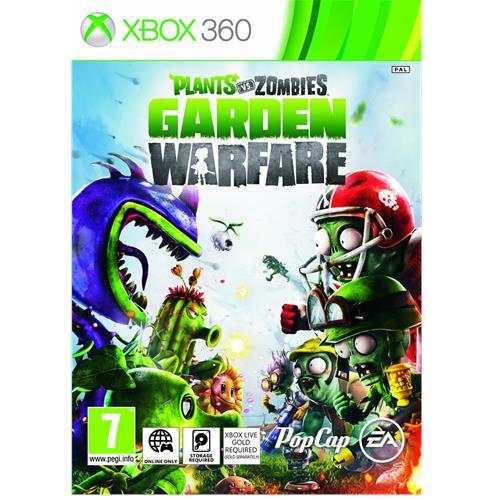 Plants Vs Zombies Garden Warfare Xbox 360 The Image Kid Has It