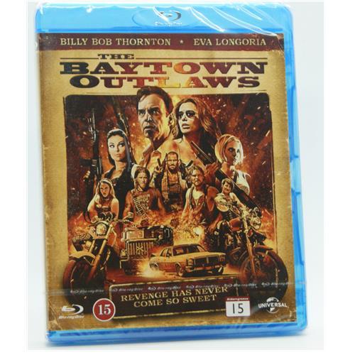 The Baytown Outlaws Blu-ray Region B NEW SEALED