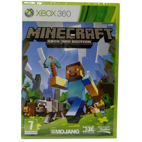 play minecraft with friends xbox 360