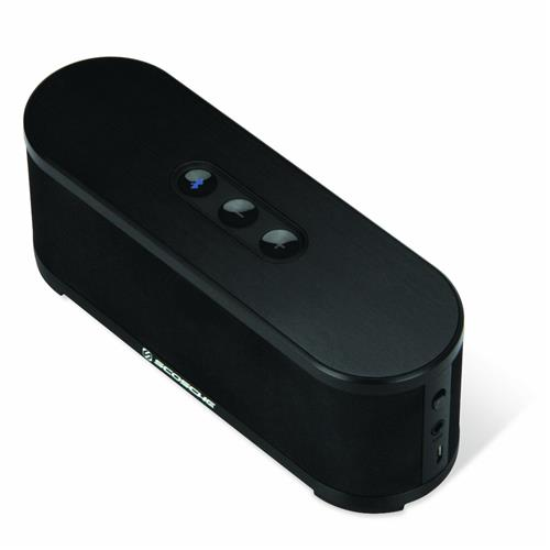 lautsprecher f r iphone 4 schwarz amp mikrofone. Black Bedroom Furniture Sets. Home Design Ideas