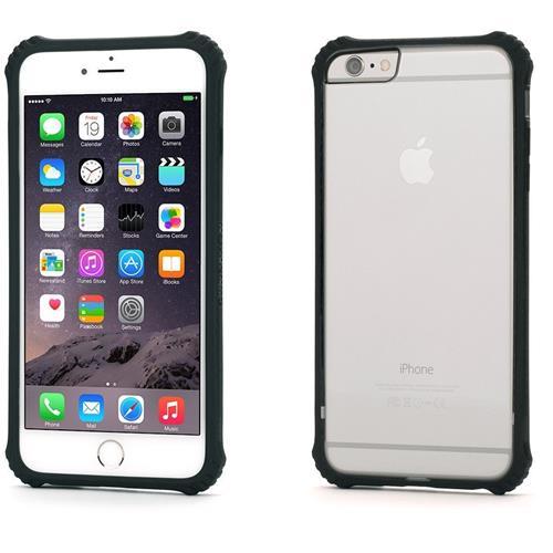 size 40 e8dc6 668c4 Details about Griffin Survivor Core Clear Case for Apple iPhone 6S Plus -  Black